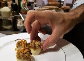 Coquilles Saint Jacques aux pistaches et à l'orange 4