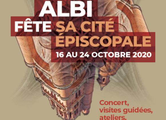 Les 10 ans de la Cité Episcopale d'Albi à l'Unesco