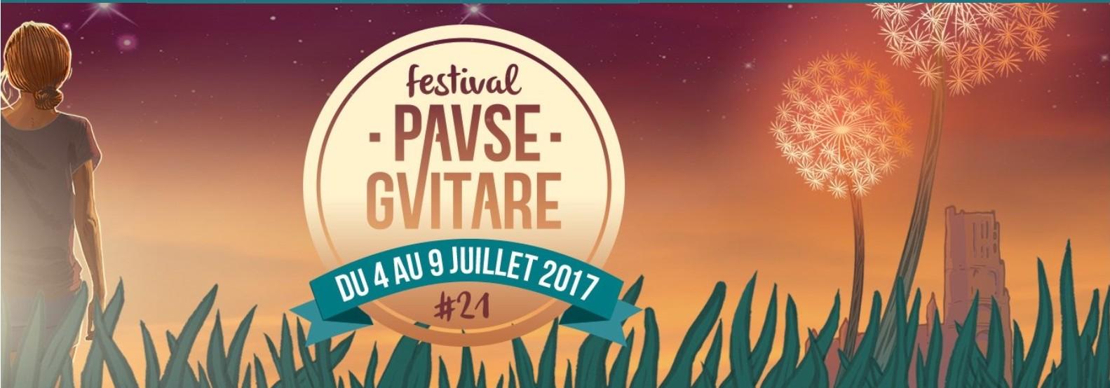 21e Festival Pause Guitare d'Albi