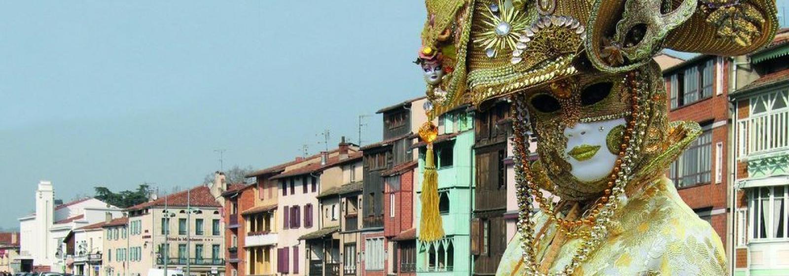 Le Carnaval Vénitien de Castres s'étoffe