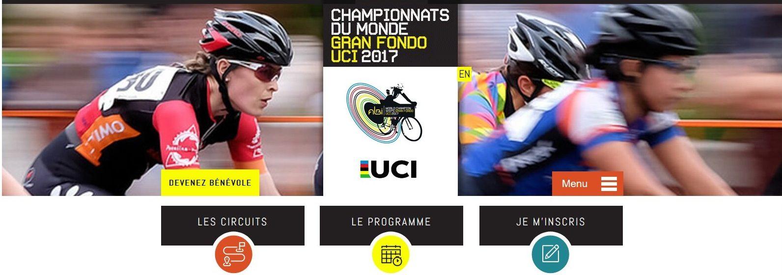 Championnats du Monde de Vélo, Albi août 2017
