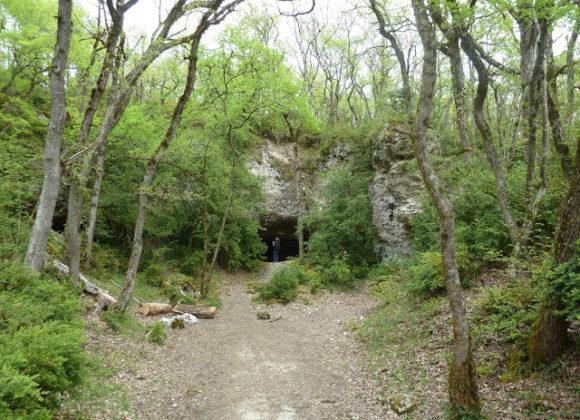 La meulière souterraine de Clayrac