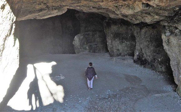 La meulière souterraine de Clayrac 1