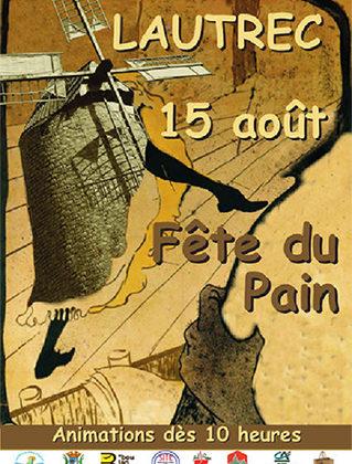 Arrêt sur image : la fête du pain et de l'ail de Lautrec
