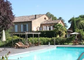 Maison d'hôtes avec piscine dans le Tarn