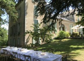 Repas champêtre Domaine Le Castelet