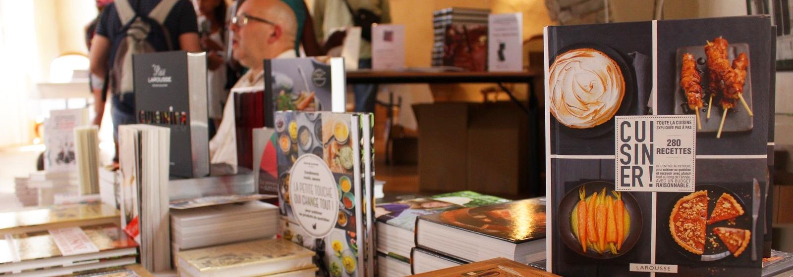 Salon du Livre de Cuisine 2016 à Cordes sur Ciel
