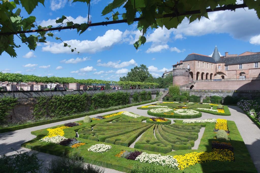 Les jardins remarquables du tarn for Le jardin des 4 saisons albi